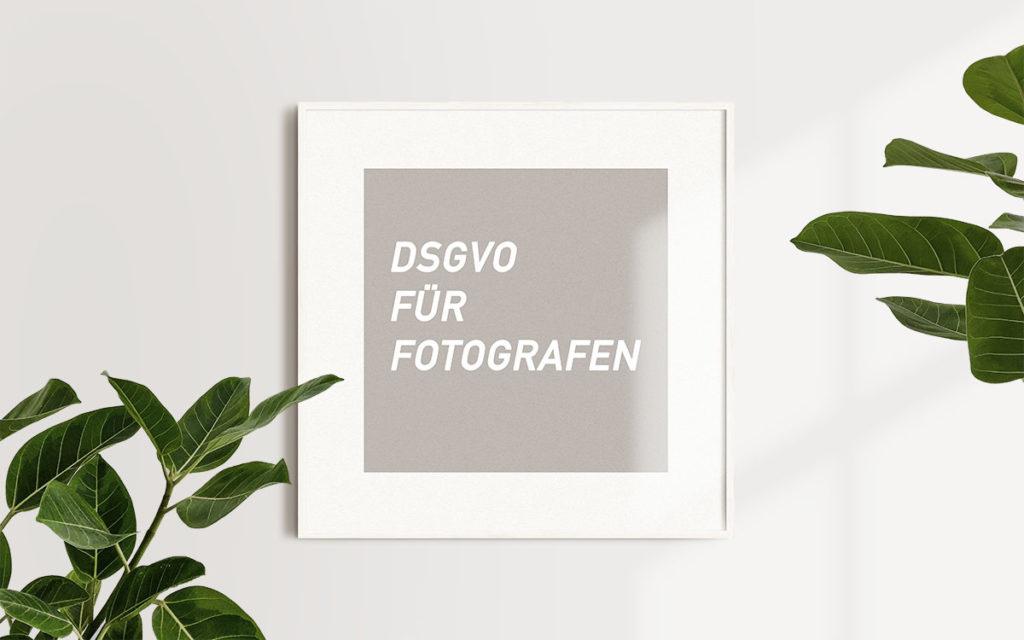 dsgvo fuer fotografen